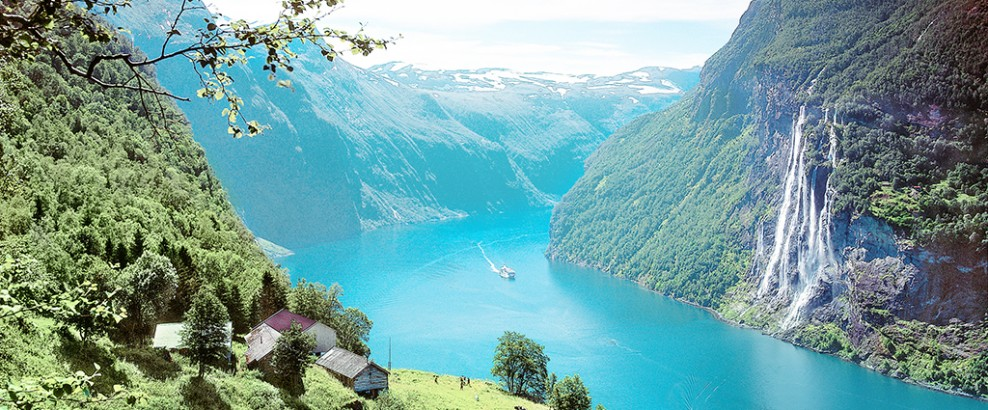 fjord