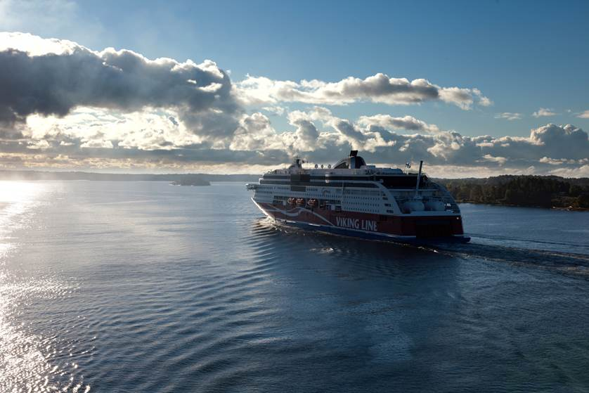 Cruise the Baltic Sea