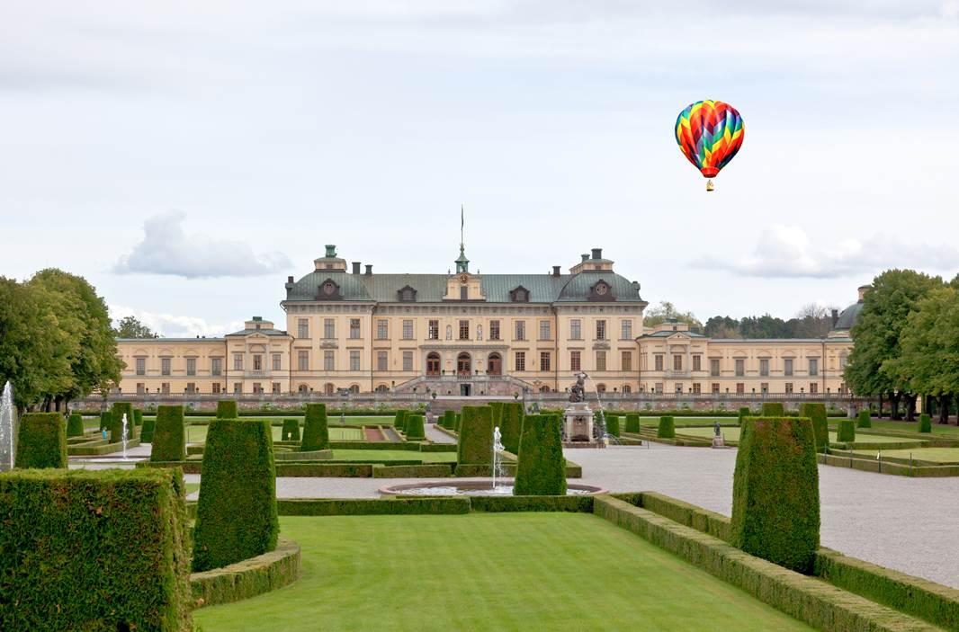 Drottningholm Castle, Stockholm