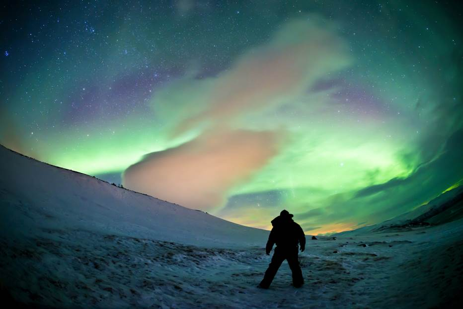Experience the Northern Lights!