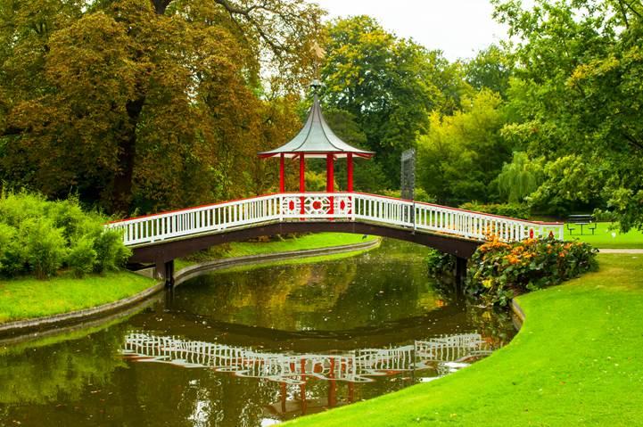 Frederiksborg park