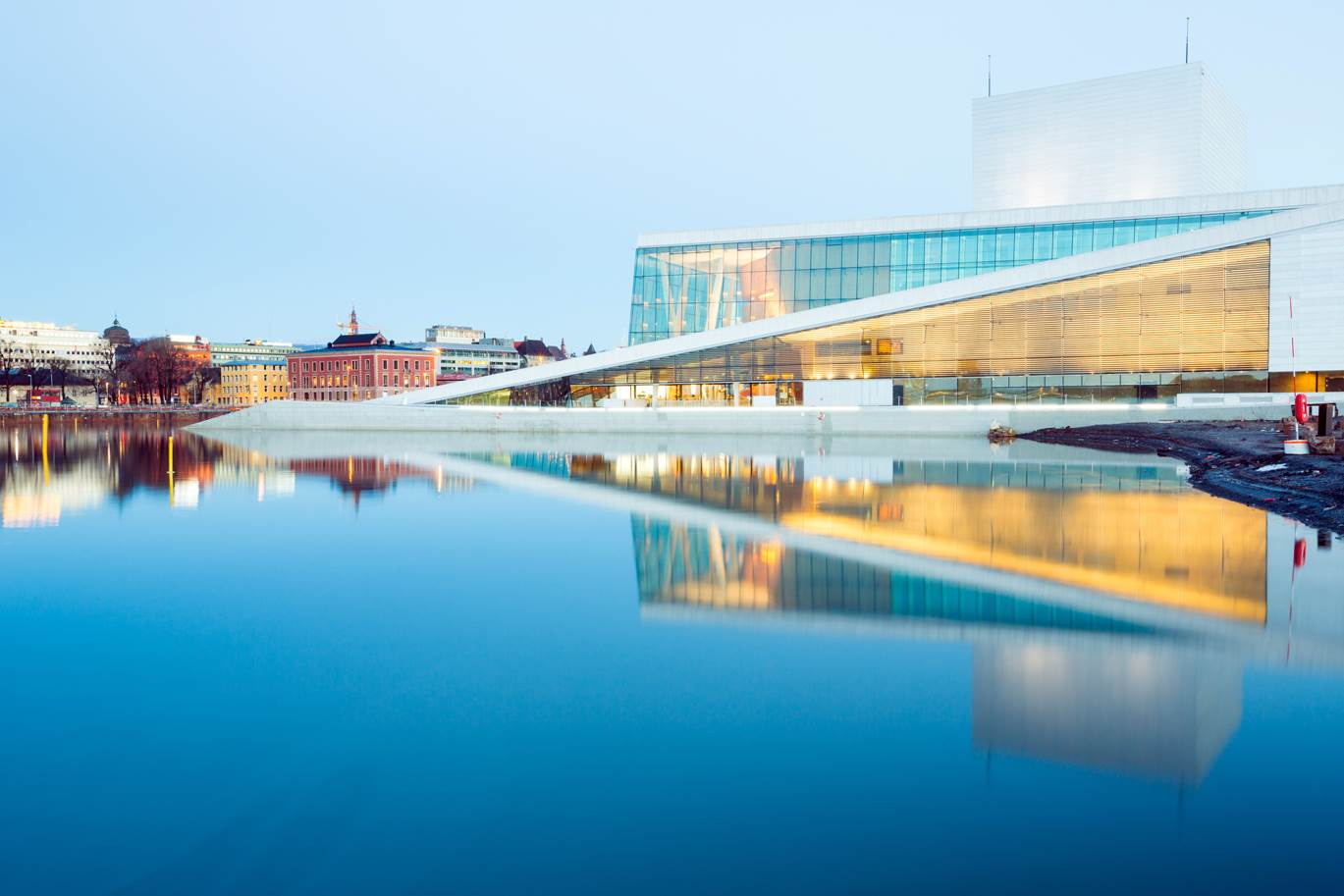 New state of the art Opera house, Oslo