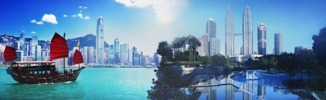 Hong Kong & Kuala Lumpur
